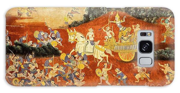 Royal Palace Ramayana 03 Galaxy Case