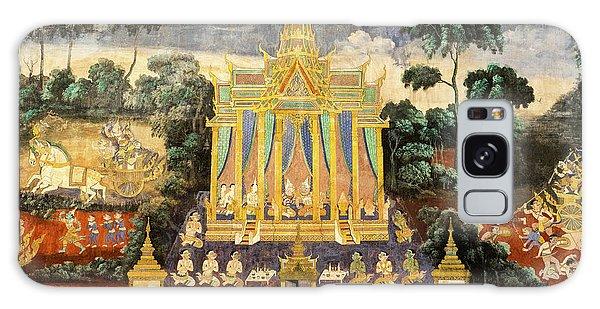 Royal Palace Ramayana 04 Galaxy Case