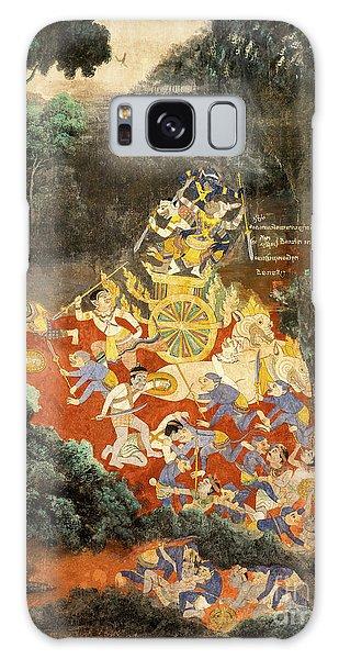Royal Palace Ramayana 05 Galaxy Case