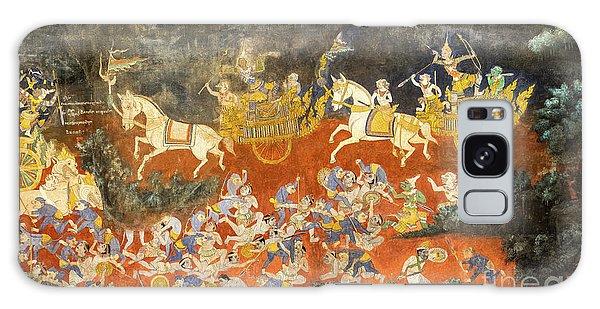 Royal Palace Ramayana 06 Galaxy Case