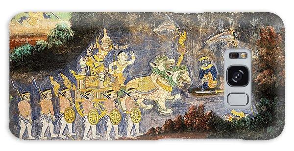 Royal Palace Ramayana 08 Galaxy Case