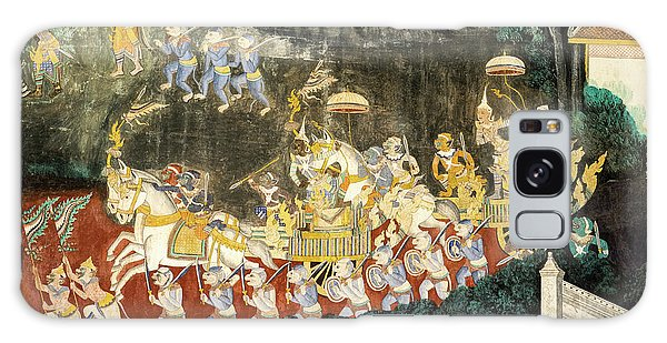 Royal Palace Ramayana 11 Galaxy Case