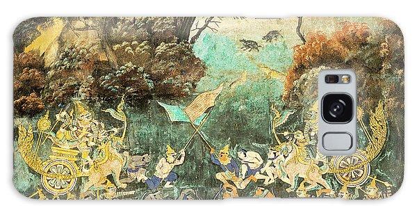 Royal Palace Ramayana 15 Galaxy Case