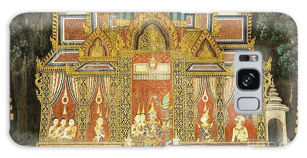 Royal Palace Ramayana 17 Galaxy Case