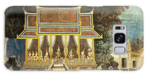 Royal Palace Ramayana 18 Galaxy Case