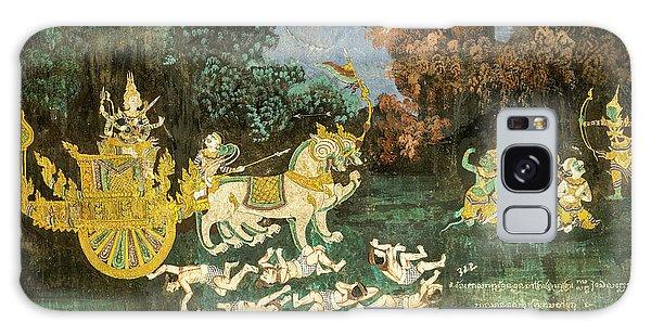 Royal Palace Ramayana 19 Galaxy Case