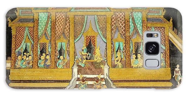 Royal Palace Ramayana 21 Galaxy Case