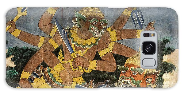 Royal Palace Ramayana 22 Galaxy Case