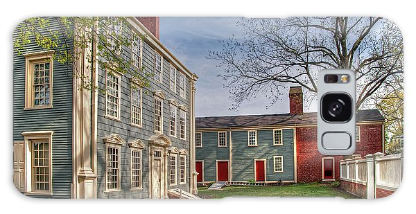 Royall House And Slave Quarters Galaxy Case