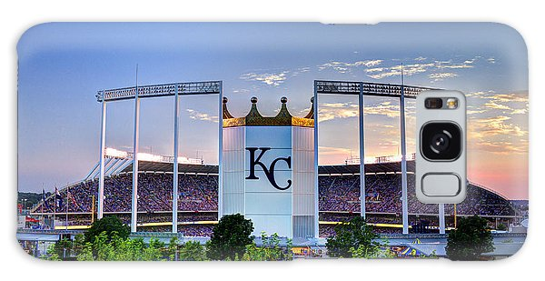 Royals Kauffman Stadium  Galaxy Case