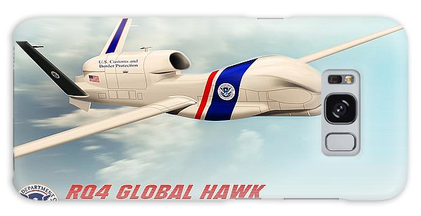 Rq4 Global Hawk Drone United States Galaxy Case