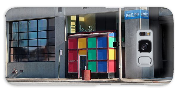 Rubik Shelter Galaxy Case