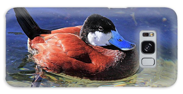 Ruddy Duck 2 Galaxy Case