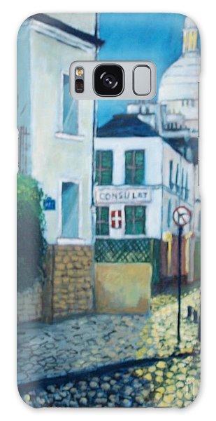 Rue Norvins, Paris Galaxy Case