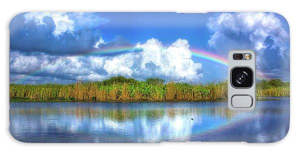 Rue's Rainbow Galaxy Case
