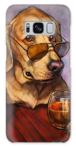 Ruff Whiskey Galaxy Case by Sean ODaniels