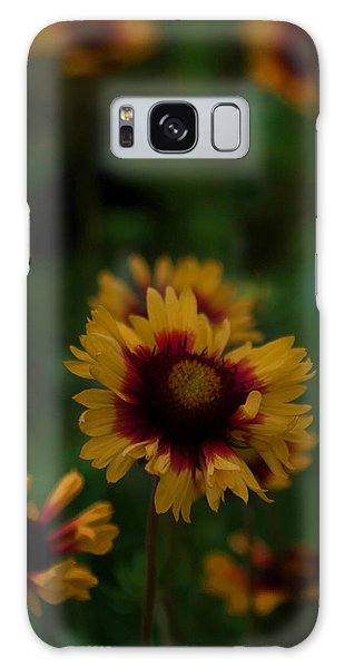 Ruffled Up Galaxy Case by Cherie Duran