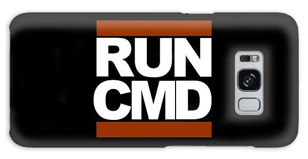 Run Cmd Galaxy Case by Darryl Dalton