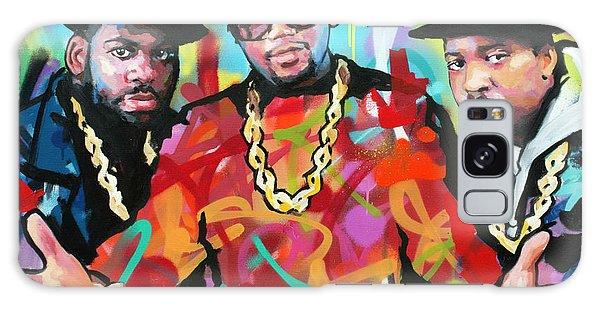 Jay Z Galaxy Case - Run Dmc by Richard Day