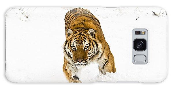 Running Tiger Galaxy Case