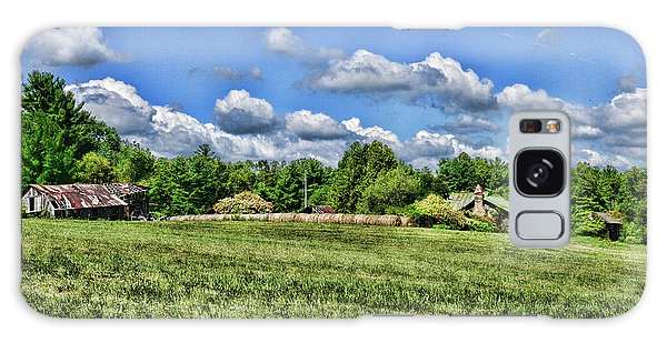 Rural Virginia Galaxy Case by Paul Ward