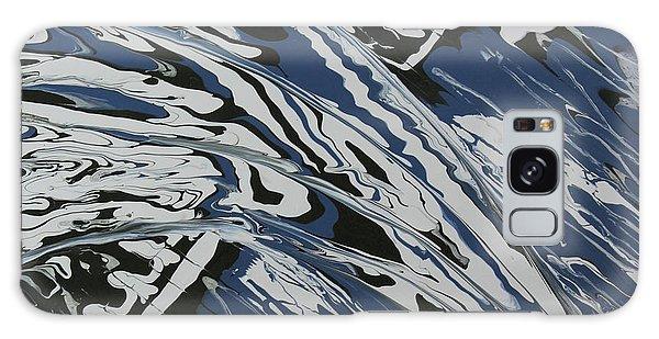 Rush Drip Galaxy Case by Cathy Beharriell