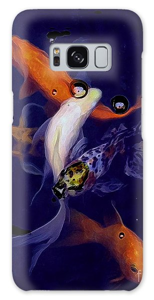 Rush Hour Galaxy Case by Dale   Ford