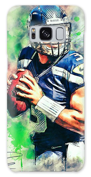 Russell Wilson Galaxy Case