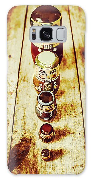 Moustache Galaxy Case - Russian Doll Art by Jorgo Photography - Wall Art Gallery