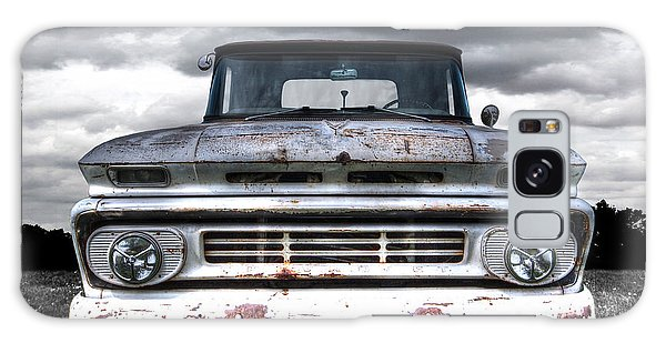 Rust And Proud - 62 Chevy Fleetside Galaxy Case