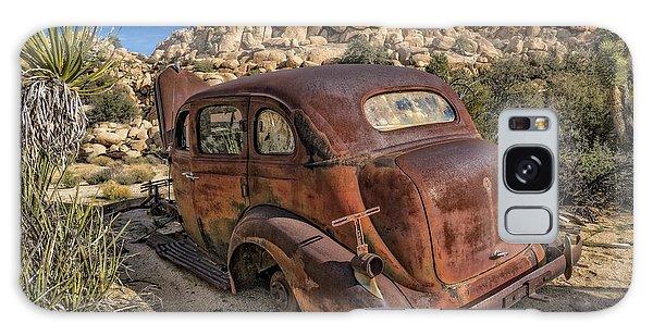 Rust Bucket Galaxy Case