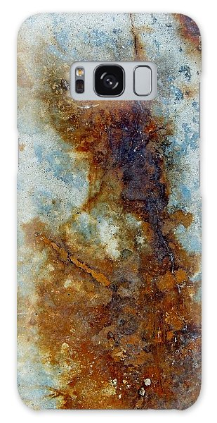 Rusted Abstraction 2 Galaxy Case