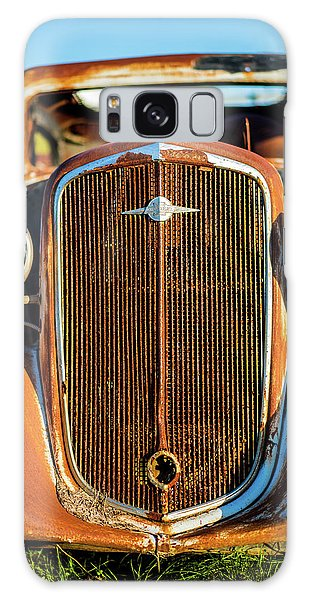 Rusted Chevrolet Galaxy Case