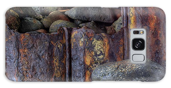 Rusted Stones 3 Galaxy Case