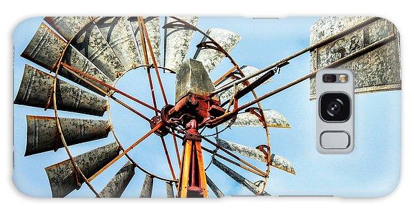S And L Windmill Galaxy Case