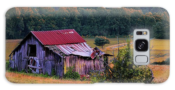 Rustic Barn - Wears Valley Tennessee Galaxy Case