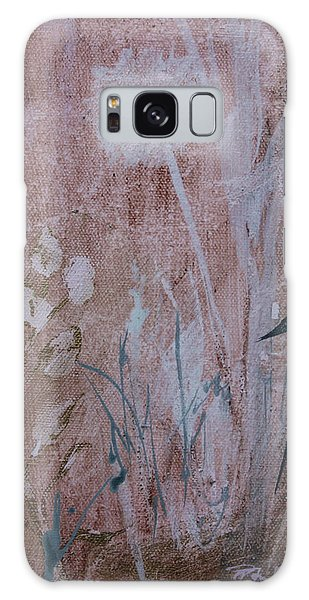 Galaxy Case featuring the painting Rustic Breeze by Robin Maria Pedrero