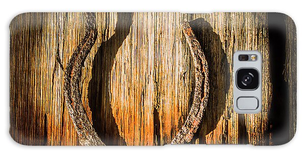 Shed Galaxy Case - Rustic Country Charm by Jorgo Photography - Wall Art Gallery