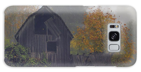Rustic Fall Galaxy Case