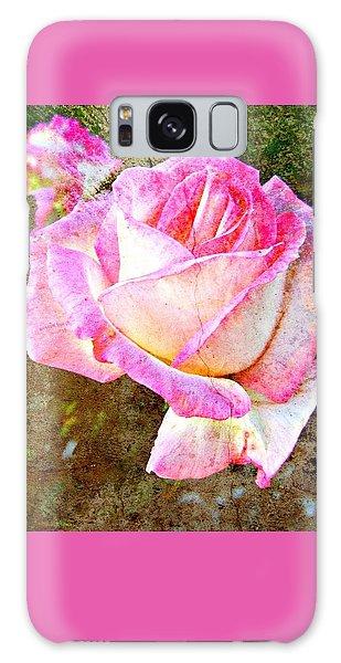 Rustic Rose Galaxy Case