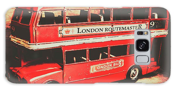 Automobile Galaxy Case - Rustic Routemaster by Jorgo Photography - Wall Art Gallery