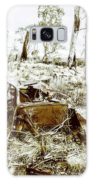 Automobile Galaxy Case - Rustic Rural Decay by Jorgo Photography - Wall Art Gallery