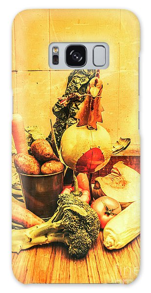 Potato Galaxy Case - Rustic Vegetable Decor by Jorgo Photography - Wall Art Gallery