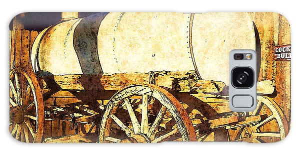 Rustic Warrior Galaxy Case by Glenn McCarthy Art and Photography