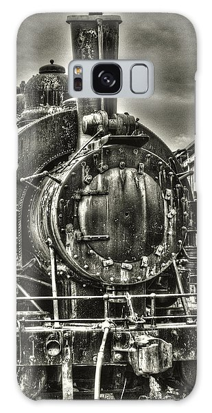 Rusting Locomotive Galaxy Case