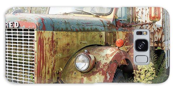 Rusty And Crusty Reo Truck Galaxy Case