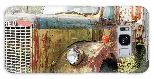 Rusty And Crusty Reo Truck Galaxy Case