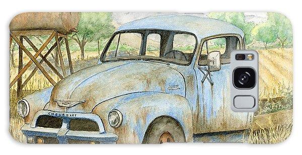 Rusty Blue Chevy Galaxy Case