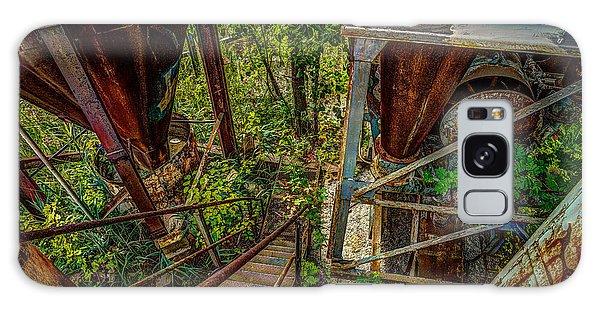 Rusty Climb Galaxy Case