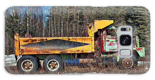 Rusty Dump Truck Galaxy Case